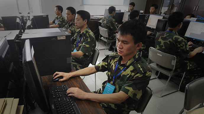 Image result for China corporate hacking deal