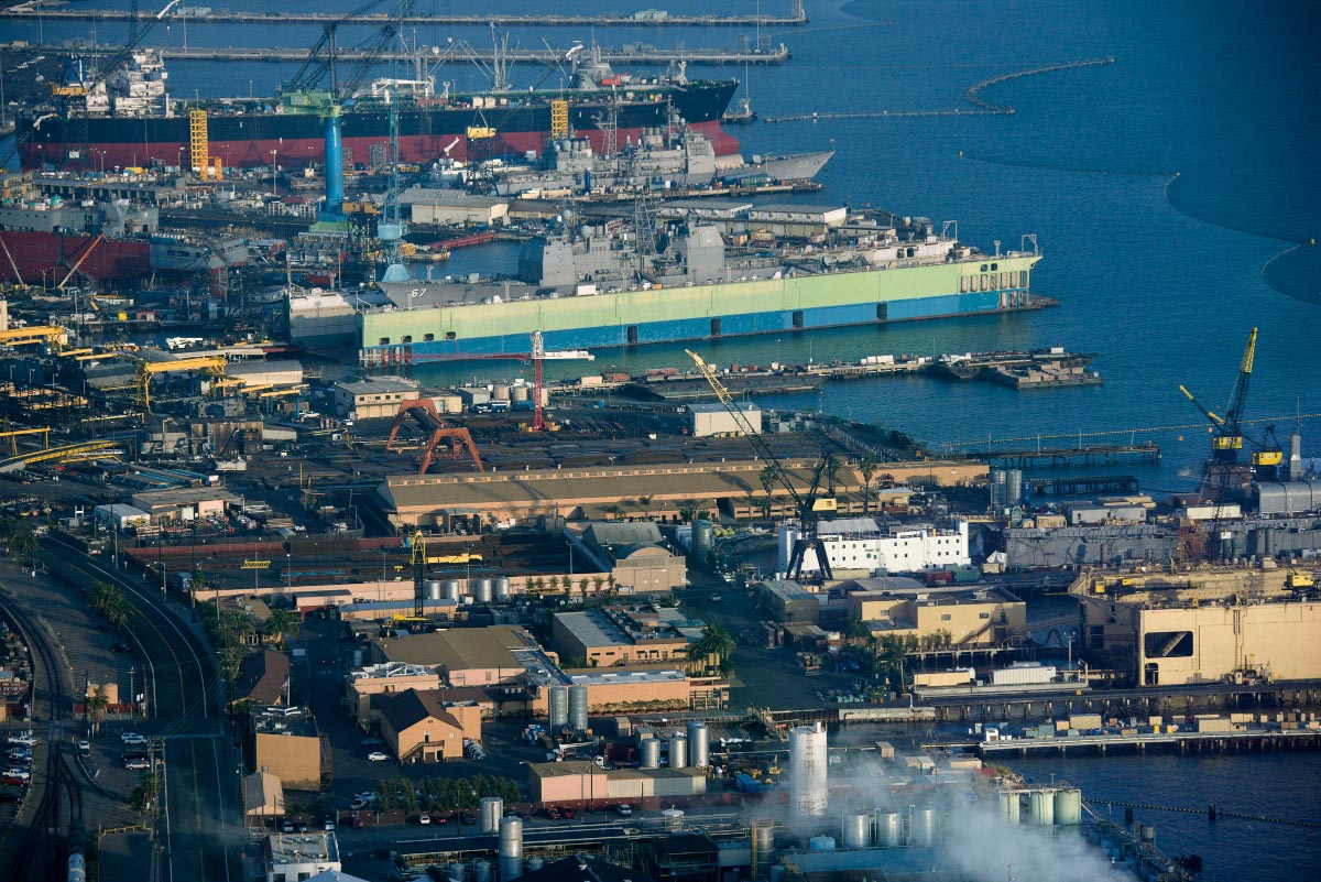 Dhs U S Seaports Ships Vulnerable To Cyber Attack